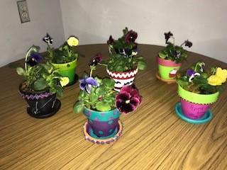 PORT Girls Group Home Crafts